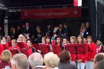 Jugendblasorchester 50 Jahre 2012