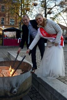 14. Staßfurt in Flammen - Eröffnung